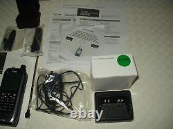 Icom Ic-r30 All Mode Receiver. 100khz 3300mhz. Pristine Condition! + Extras