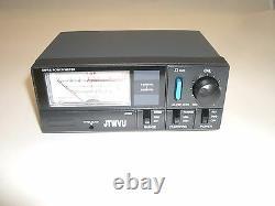 JETSTREAM JTWVU 140-525MHz VHF UHF 5/20/200/400W SWR POWER WATT METER