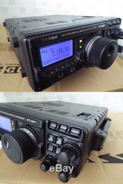 Japanese YAESU DSP all mode transceiver (HF-430MHz) FT-897D (100W) FS (M1877)
