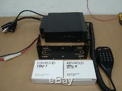 KENWOOD TM-741A TRI BAND TRANSCEIVER 2 METERS 220 MHz and 440