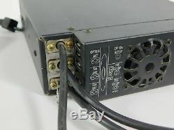 Kenwood TM-742A Multiband 144/220/440MHz Mobile Ham Radio with Mic SN 50900295