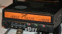 Kenwood TM-742A Multiband 28/144/440MHz Mobile Ham Radio with Mic