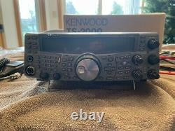 Kenwood TS-2000 All Mode Transceiver Ham Radio HF 50 144 430 MHz