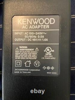 Kenwood Th -d72 Dual Band 144/440mhz Handheld Tranciever And Accessories