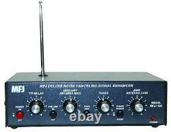 MFJ-1026 Deluxe Noise Canceling Signal Enhancer, 1.5-30MHz