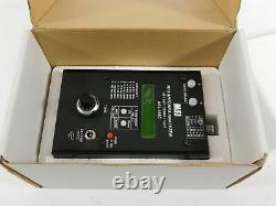 MFJ-266C HF VHF UHF 220MHz Ham Radio Antenna Analyzer with Box (perfect)