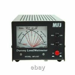 MFJ-267 Dummy load, SWR /Wattmeter, 1.5kW, 0-60Mhz. Ham Radio Cb Auth MFJ Dealer