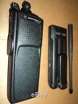 MINT Motorola XTS5000 Model 1 VHF 136 174MHZ AES Encryption P25 XTS 5000