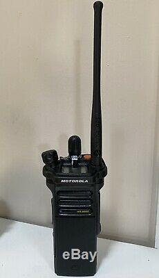 MOTOROLA APX8000XE UHF/VHF/7-800Mhz ALL BAND RADIO MODEL 3.5 AES-256 TDMA FPP