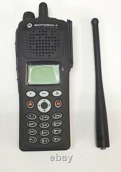 MOTOROLA XTS2500 XTS 136-174 MHZ VHF Model 3 P25 DIGITAL RADIO FPP HAM 8 MEG LOT