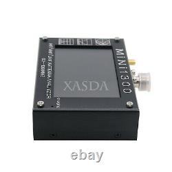 Mini1300 HF/VHF/UHF Antenna Analyzer 0.1-1300MHz + 4.3 TFT LCD Touch Screen US