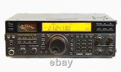 Mint Unused ICOM IC-736 HF/50MHz 100w All Band Transceiver Radio In The Box