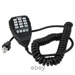 Mobile Radio Transceiver Tri-Band Mini Base VHF/220-270mhz(1.25M)/UHF Amateur