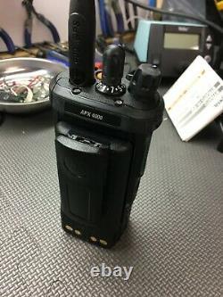 Motorola APX 4000 APX4000 900Mhz BLUETOOTH SMARTZONE