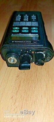 Motorola Astro Saber 3 III VHF (136174Mhz) Portable Radio