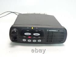 Motorola CDM750 LOW BAND 42-50MHz 4ch 60 Watt mobile radio AAM25DKC9AA1AN