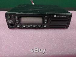 Motorola MOTOTRBO XPR2500 45W 136-174Mhz VHF 128CH AD Mobile, AAM02JQH9JA1AN