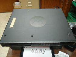 Motorola MotoTRBO SLR5700 UHF 403-470MHz 50 Watt DMR Repeater AAR10JCGANQ1AN