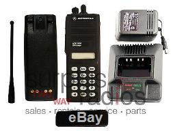 Motorola Mts2000 800mhz 160ch Modiii Trunking Radio Police Fire Ems Smartnet