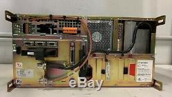 Motorola T5365A Quantar 800MHz UHF Base Station Repeater with modules power supply