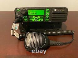 Motorola XPR4550 VHF 136-174MHz Digital Mobile Radio
