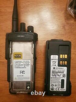 Motorola XPR7350e UHF 403-512mhz MotoTRBO DMR Radio AAH56RDC9WA1AN. VERY NICE