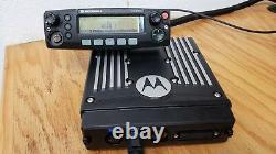 Motorola XTL2500 Remote Mount M21URM9PW1AN 800 MHz Radio