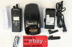Motorola XTS2500 III VHF 136-174MHz Astro P25 XTS 2500 FPP (BN) Loaded