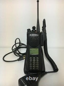 Motorola XTS3000 III Model 3 UHF 403-470 Mhz P25 Digital Radio H09RDH9PW7BN Ham