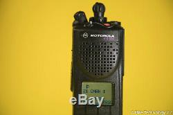 Motorola XTS3000 III VHF 136-174MHz Astro XTS 3000 Nice Black Housing