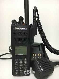 Motorola XTS3000 III VHF 136-174mhz 255ch P25 Digital Radio H09KDH9PW7BN XTS