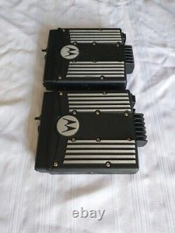 Motorola Xtl 5000 Uhf 380-470 Mhz Vhf 136-174 Mhz P25 Radio Police Ham