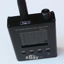 N1201SA UV RF Vector Impedance ANT SWR Antenna Analyzer MeterTester140MHz-2.7GHz