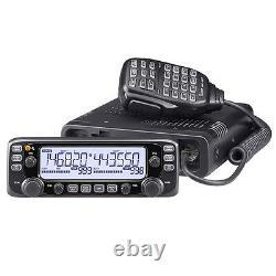 NEW ICOM IC-2730A 137-174/400-470Mhz Dual Band Mobile Radio Transceiver IC-2730E