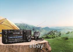 NEW ICOM IC-705 HF/50/144/440MHz D-STAR TRANSCEIVER USB/LSB/AM/FM/CWithRTTY/DV