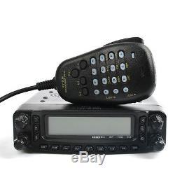 QUADBAND 29/50/144/430MHZ VHF/UHF FM Transceiver Mobile Vehicle Car Radio DHL
