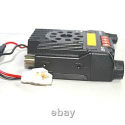 QYT KT8900 FM Mobile Transceiver Ham Mini Car Radio 136-174/400-480MHz + Antenna