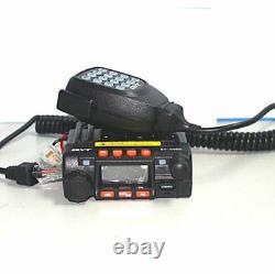 QYT KT8900 Mini Moblie Radio FM 136-174/400-480MHz 25W 200CH Ham Car Transceiver