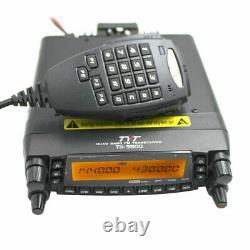 Quad Band 29/50/144/430MHz Car Mobile Radio Transceiver TYT TH-9800 FM 50W Power