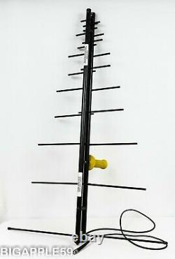 Radar Engineers Model 240A RFI Locator 1.8 2000 MHz Find RFI on HF FM VHF UHF