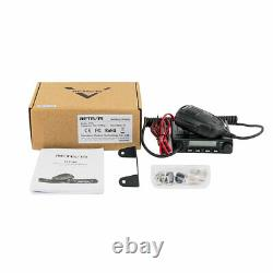Retevis RT98 UHF400-470MHz 15With10With5W Transceiver 199CH 51CTCSS 1024DCS+USB