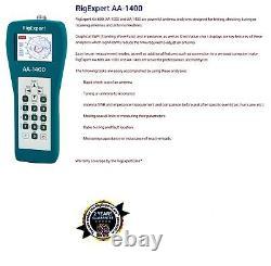 RigExpert AA-1400 UHF Antenna Analyzer 100 KHz to 1400 MHz New in Box Guaranteed