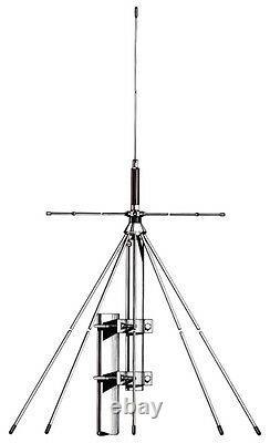 SIRIO SD-1300N Discone Antenne 25 bis 1300 MHz Empfangsantenne