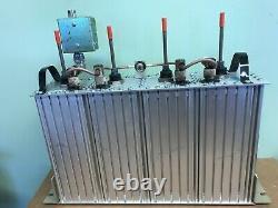 Sinclair UHF RES-LOK Duplexer Q-Circuit 4 cavity rack mount 406-512 MHz, Q3220E