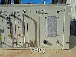TAIT T-800 VHF FM 50W RADIO REPEATER 136-174 Mhz RECEIVERS EXCITER AMP + MANUAL
