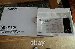 TM-741E KENWOOD 144/430/1200 MHz Unverbastelt