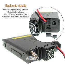 TYT TH-7800 Dual Band Car Radio Tranciever 136-174/400-480MHz 50W CTCSS/PL&DCS