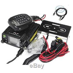 TYT TH-8600 Mini Dual Band IP67 Mobile Radio Transceiver 144MHz/430MHz with Cable