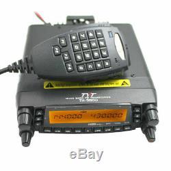 TYT TH-9800 Ham Car Transceiver Quad Band 29/50/144/430MHz 50W FM Mobile Radio