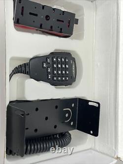 TYT TH-9800 plus 29/50/144/430 MHZ QUAD BAND TRANSCEIVER Mobile Car Radio Open